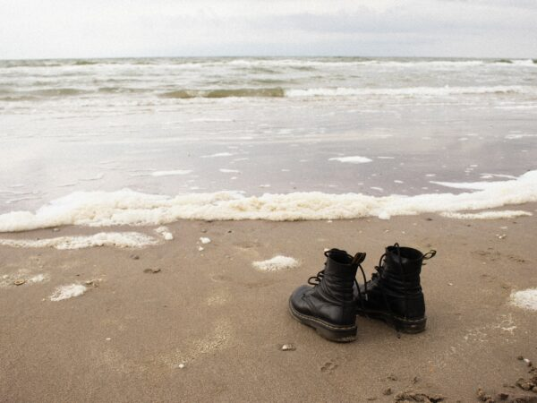 The Shoes of Peace: Let us Find Our Way Through